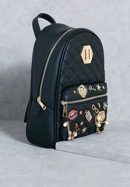 Shop Aldo Black Ocirewia Backpack Ocirewia98 For Women In