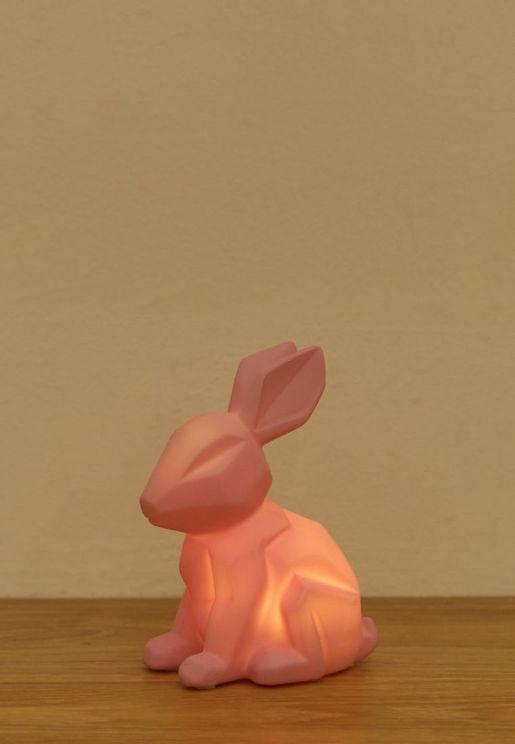 Mini LED Rabbit Lamp