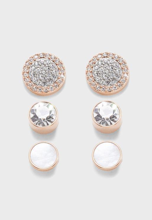 EGS2456221 Emporio Armani Creoles Earrings