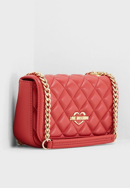 Superquilted Crossbody
