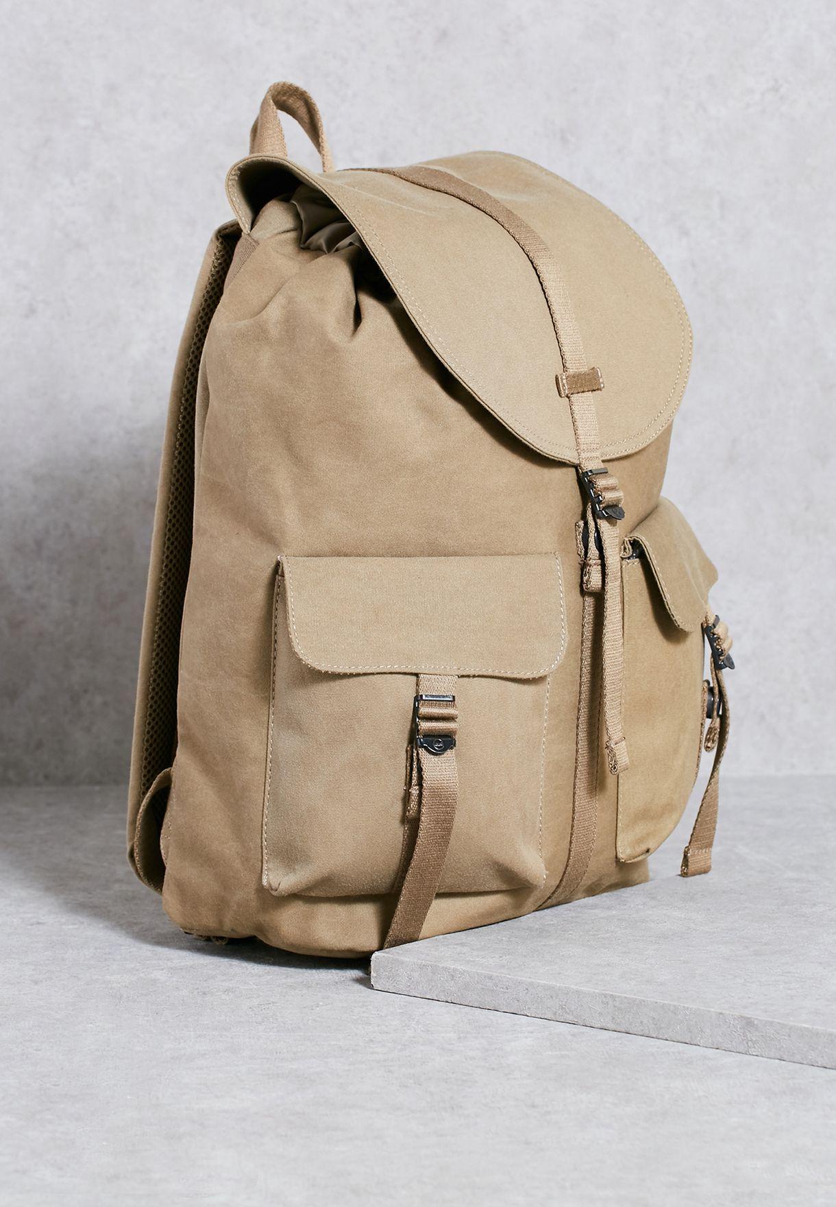 Shop Herschel beige Dawson Backpack 10233-01349-OS for Men in Kuwait ... 9e3c715dd0