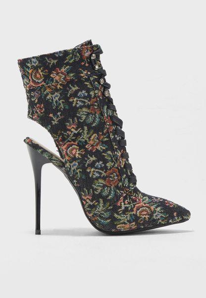 Chyna High-Heel Boots
