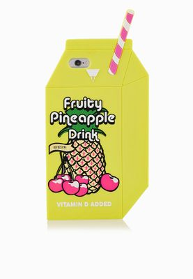Skinny Dip London Pineapple iPhone 5 Cover