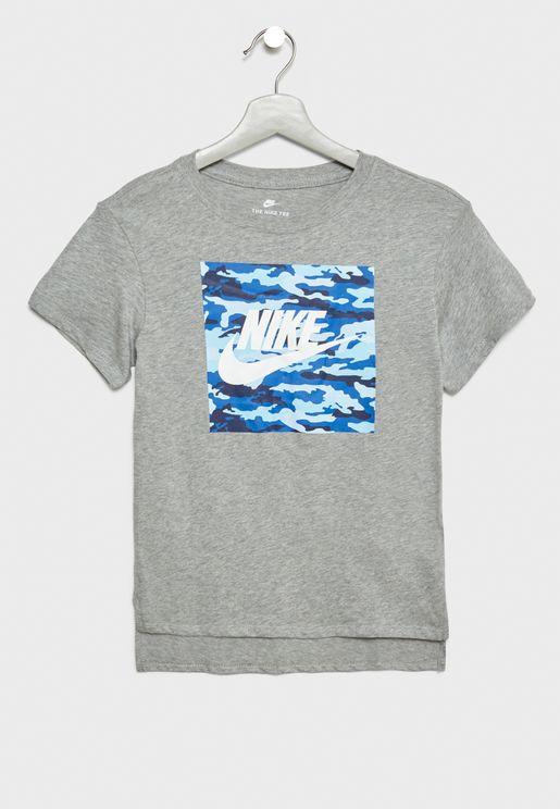 Youth NSW Camo T-Shirt