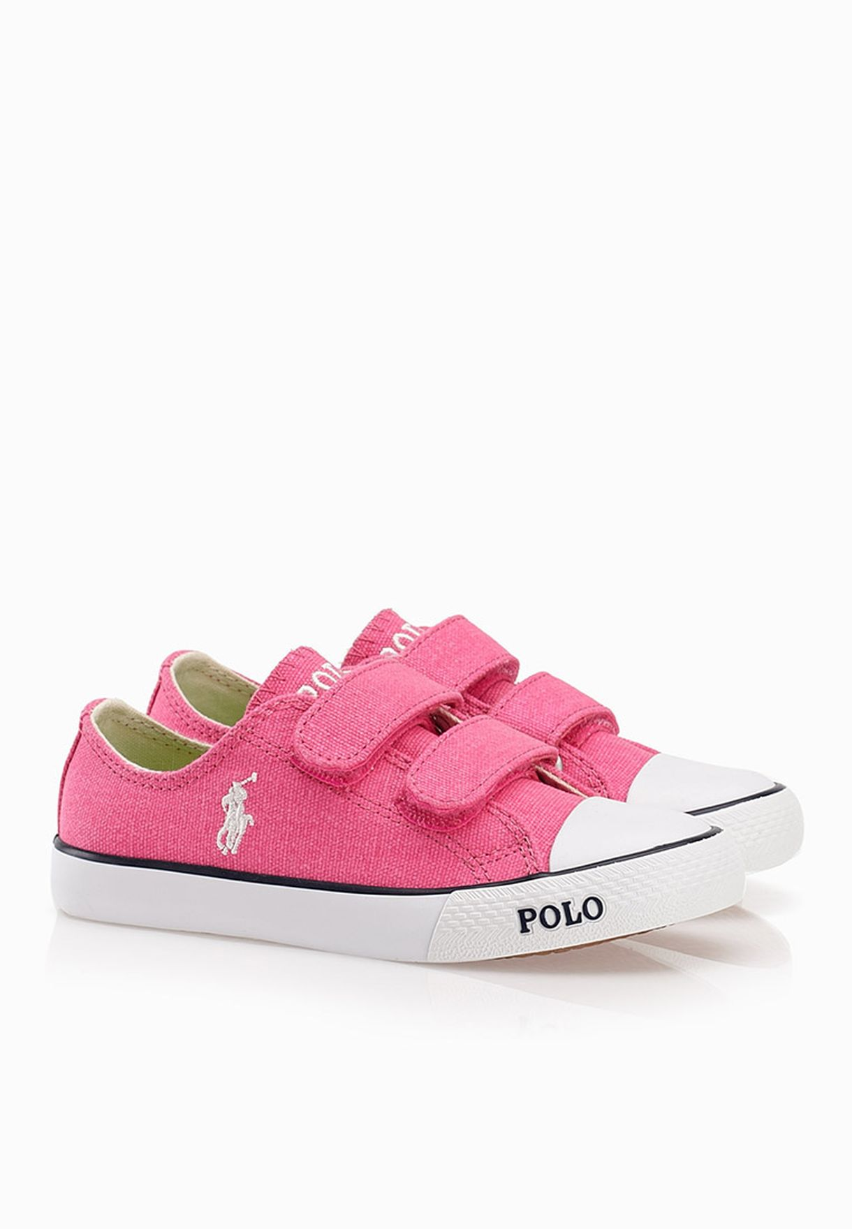 5ba1b87507 Shop Polo Ralph Lauren pink Carson Ez Kids C991819 for Kids in Saudi -  PO013SH90RUR