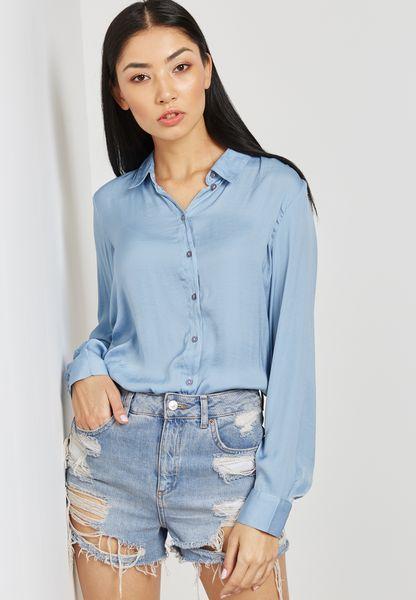 Collar Neck Shirt