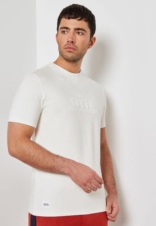 Mentor Crew Neck T-Shirt