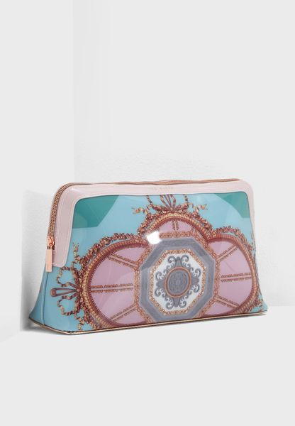 Elida Versailles Cosmetic Bag