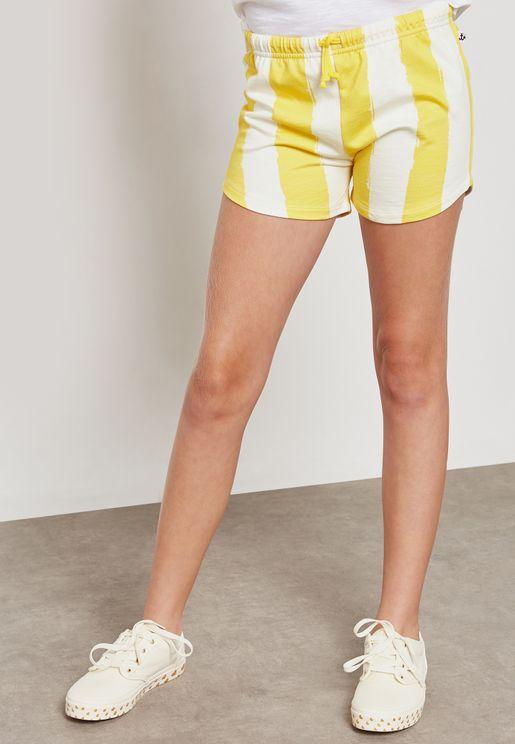 Little Striped Shorts
