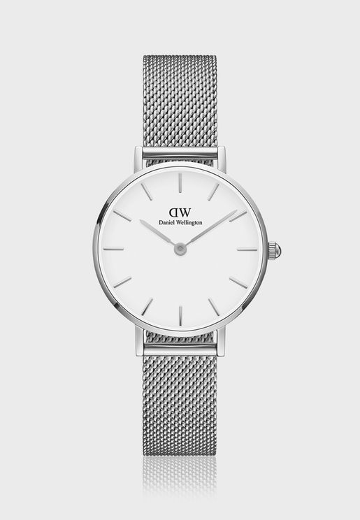 Classic Petite Sterling Watch 28mm Silver