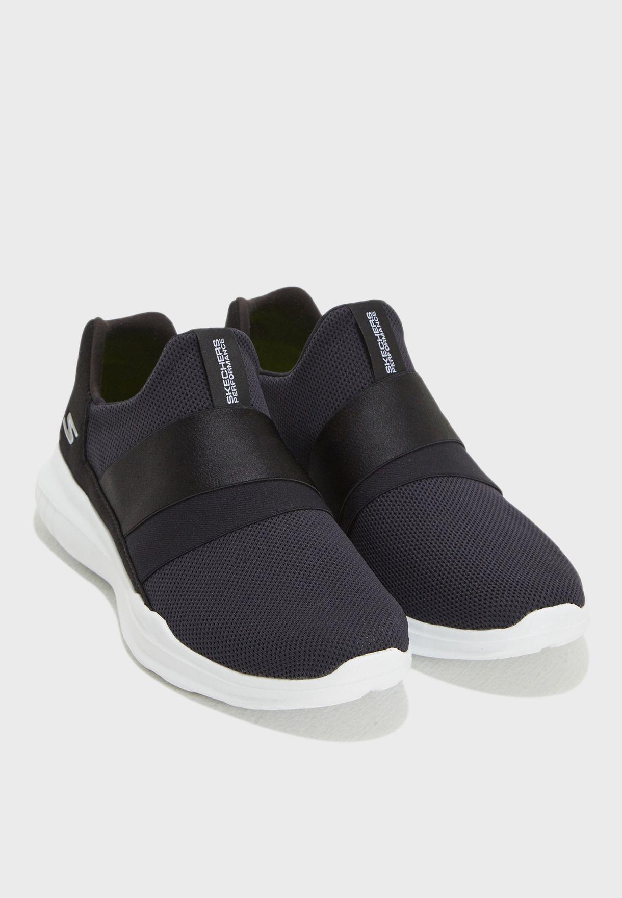 Buy Skechers black Go Run Mojo- Mania
