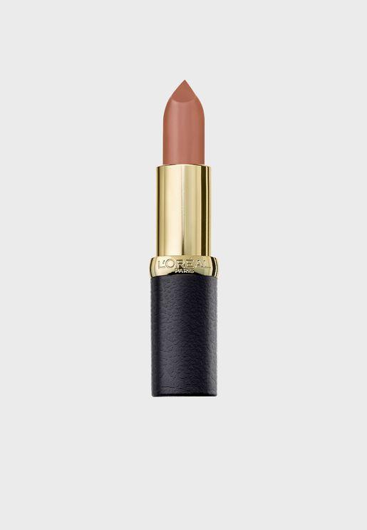 Color Riche Matte Obsession Lipstick 634 Greige Hype