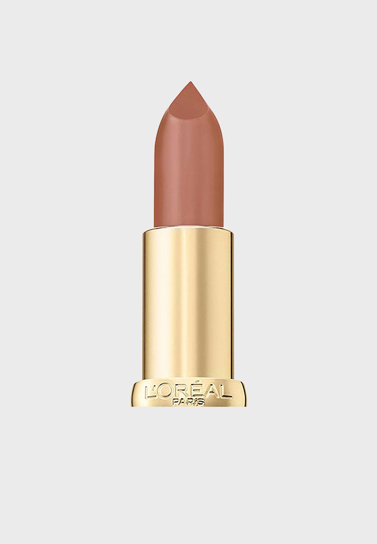 Color Riche Matte Lipstick 634 Greige Perfecto