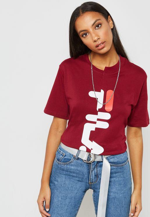 Teresa Spliced T-Shirt