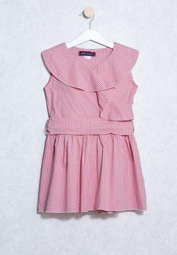 Little Gingham Dress