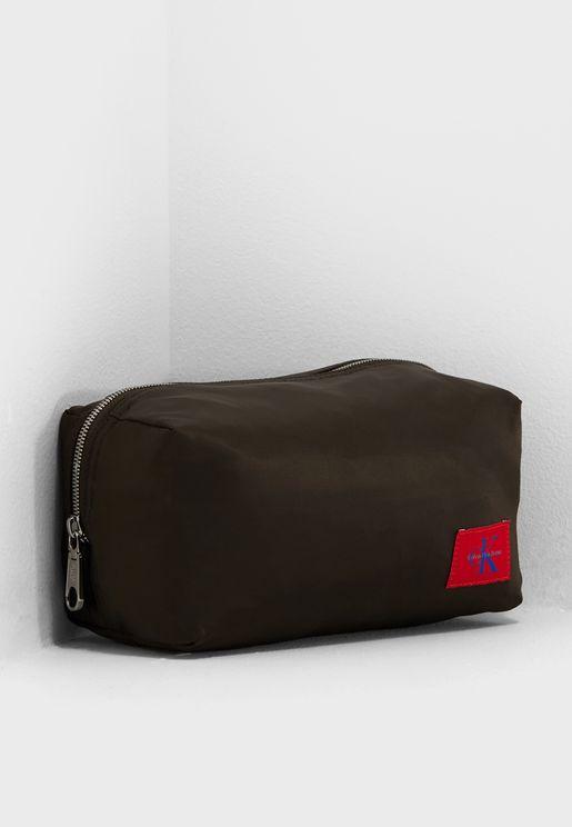 Pilot Twill Toiletry Bag