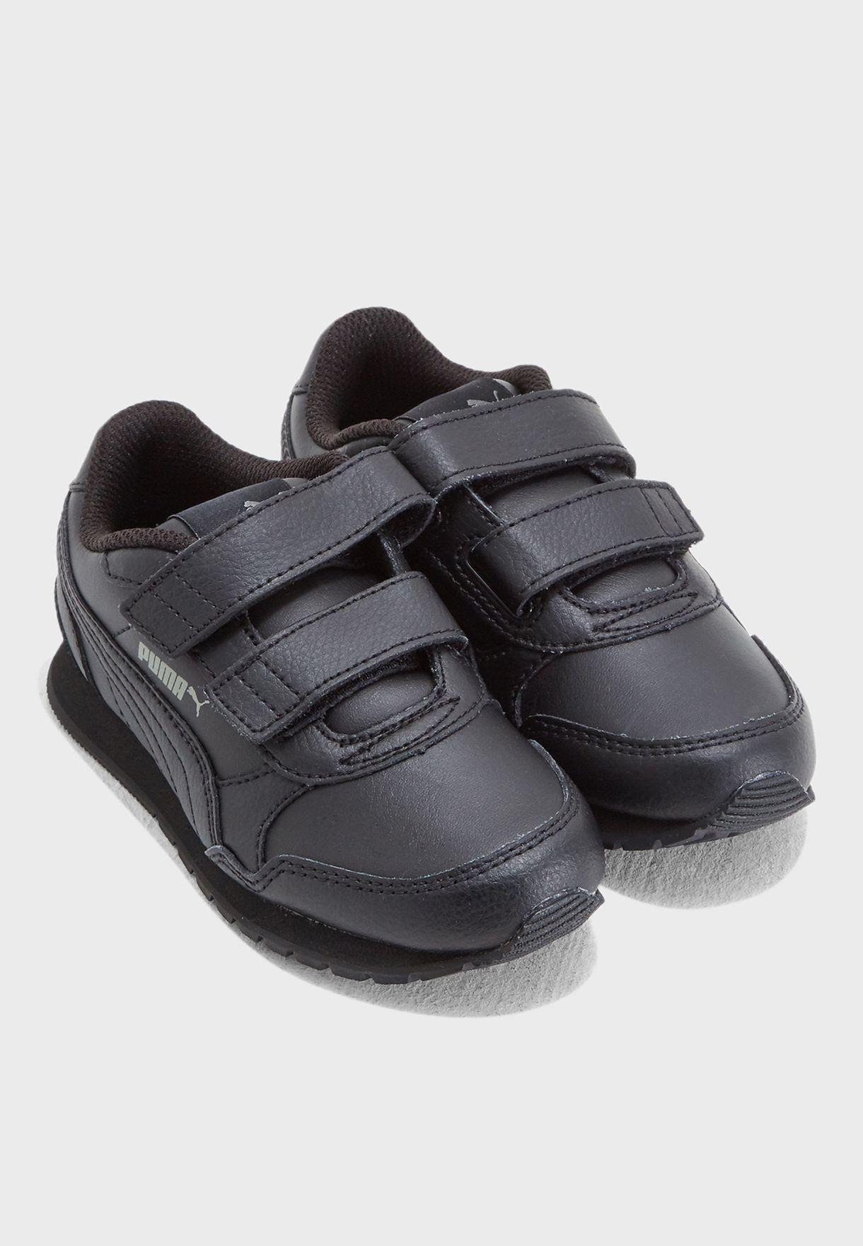 0732ff8686c9 Shop PUMA black Kids ST Runner V2 L V 36696001 for Kids in Saudi ...