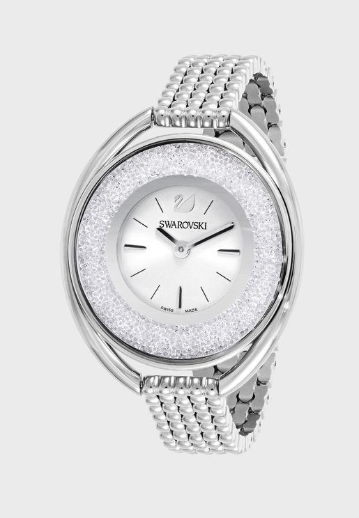 Crystalline Oval Watch