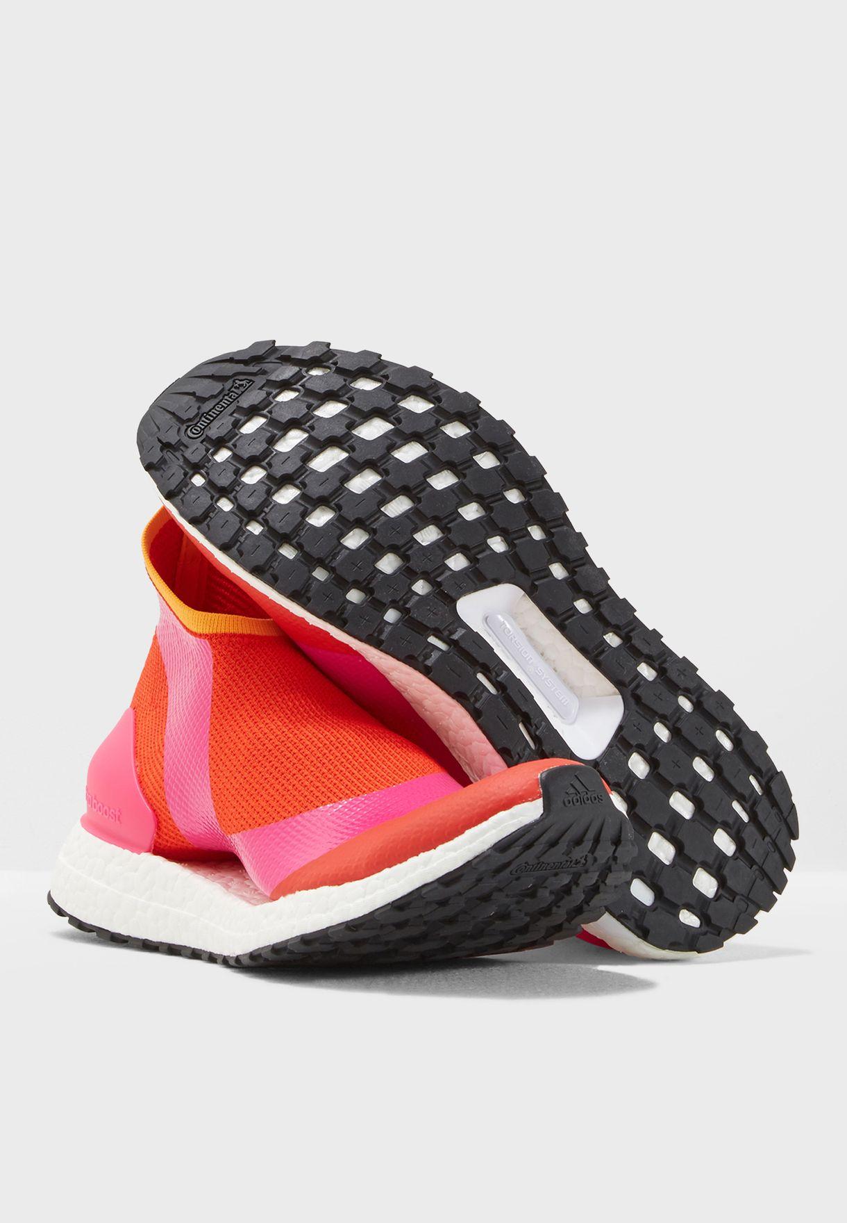bc2f85cfa Shop adidas by Stella McCartney orange Ultraboost X All Terrain ...