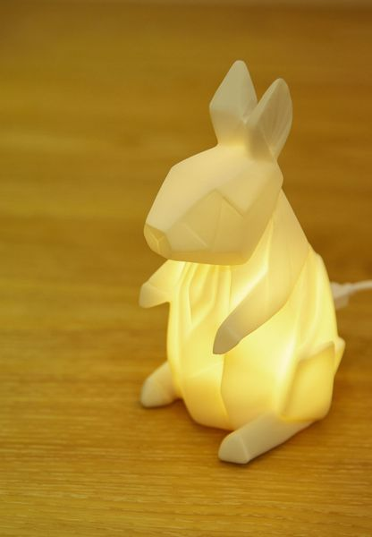 Led Lamp Rabbit