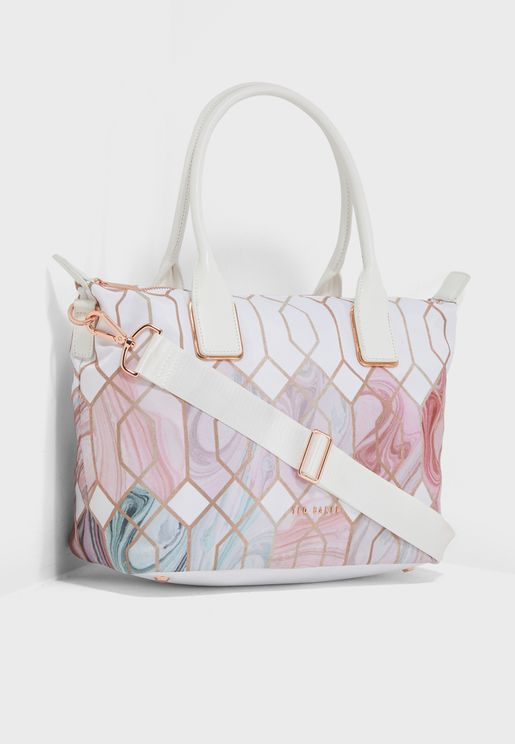 Shelbee Sea Of Clouds Tote