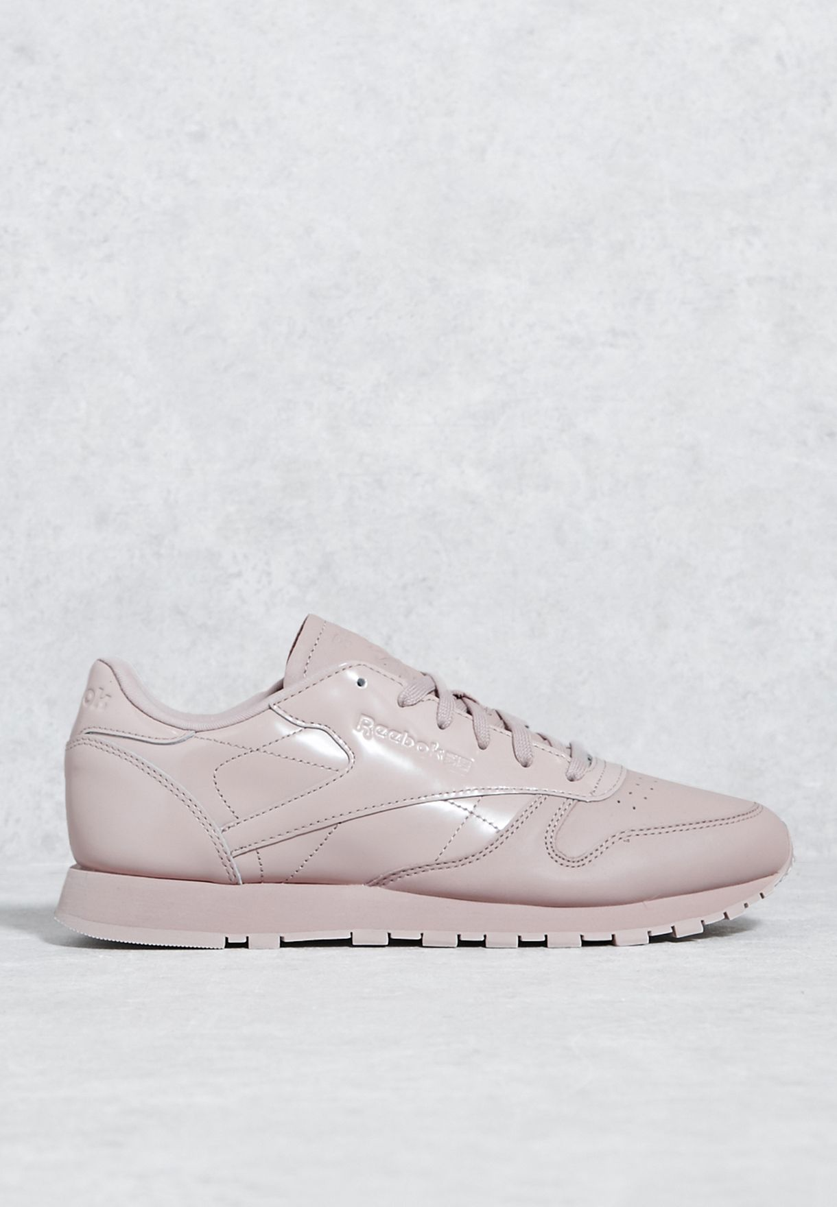 20a0b8b467c Shop Reebok pink Classic Leather IL BS6584 for Women in Saudi ...