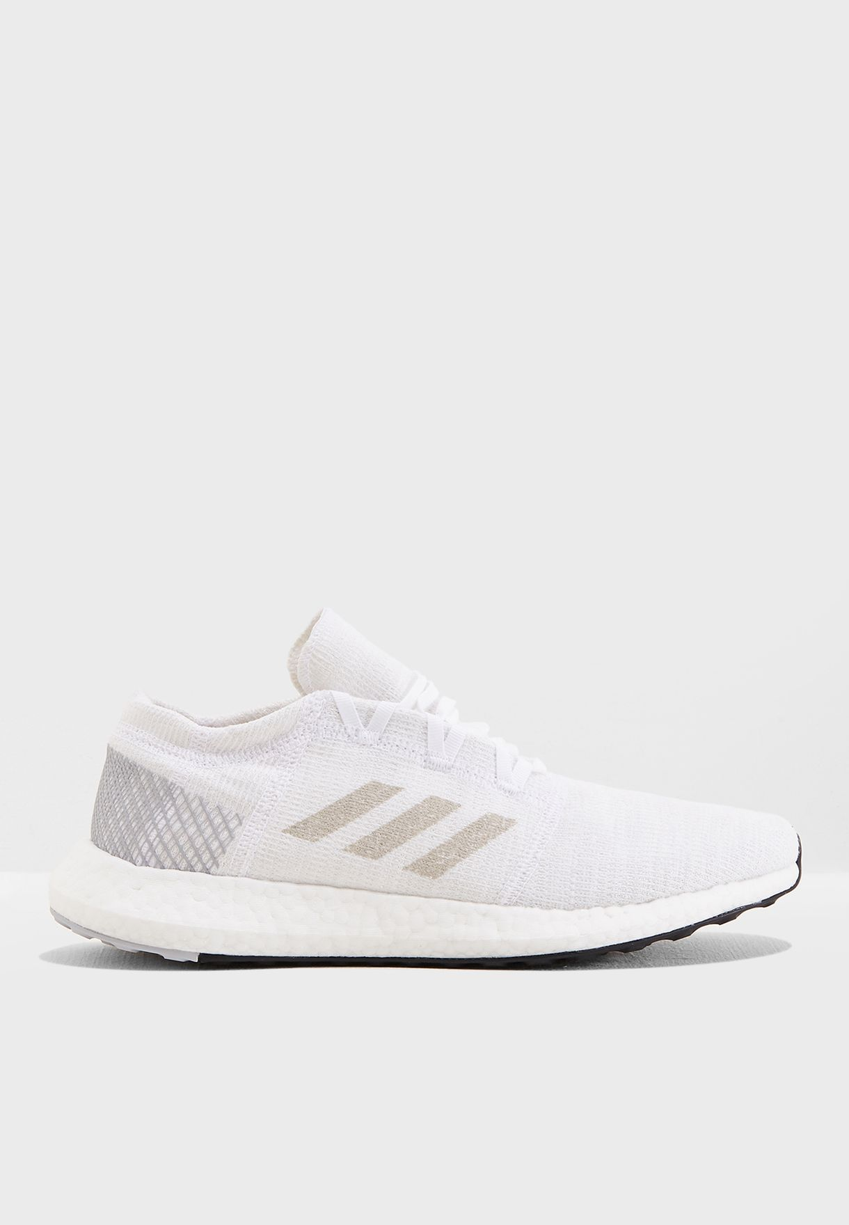 720be7fc6 Shop adidas white Pureboost Element AH2311 for Men in UAE - AD476SH80RWH
