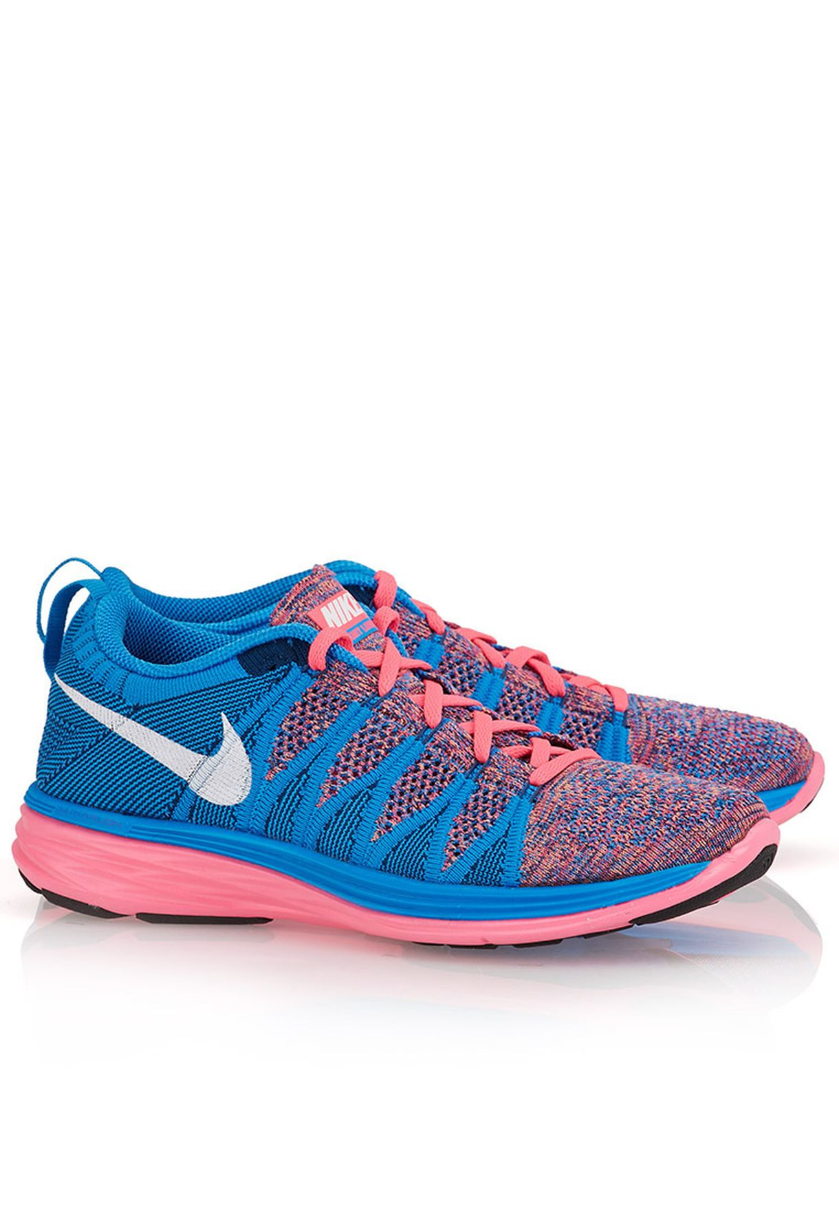 Basura muy agradable  Buy Nike multicolor Flyknit Lunar 2 for Women in Muscat, other cities |  620658-602