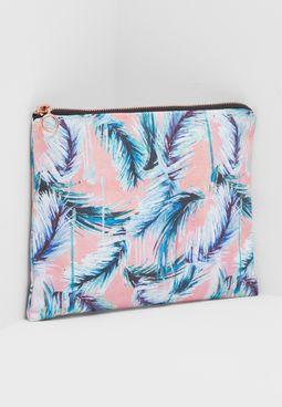 Pink Tropicana Travel Bag
