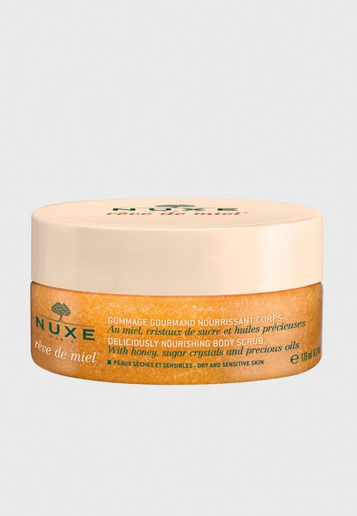 Deliciously Nourishing Body Scrub 175ml