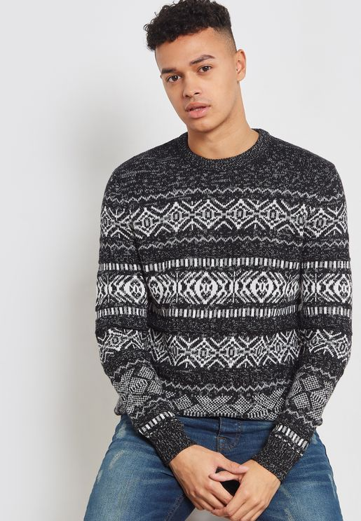 X-Mas  Knitted Sweater