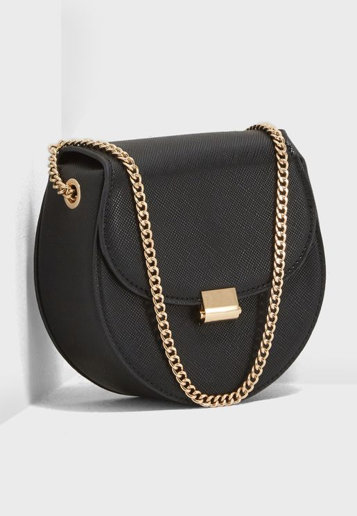 Cervo Chain Crossbody