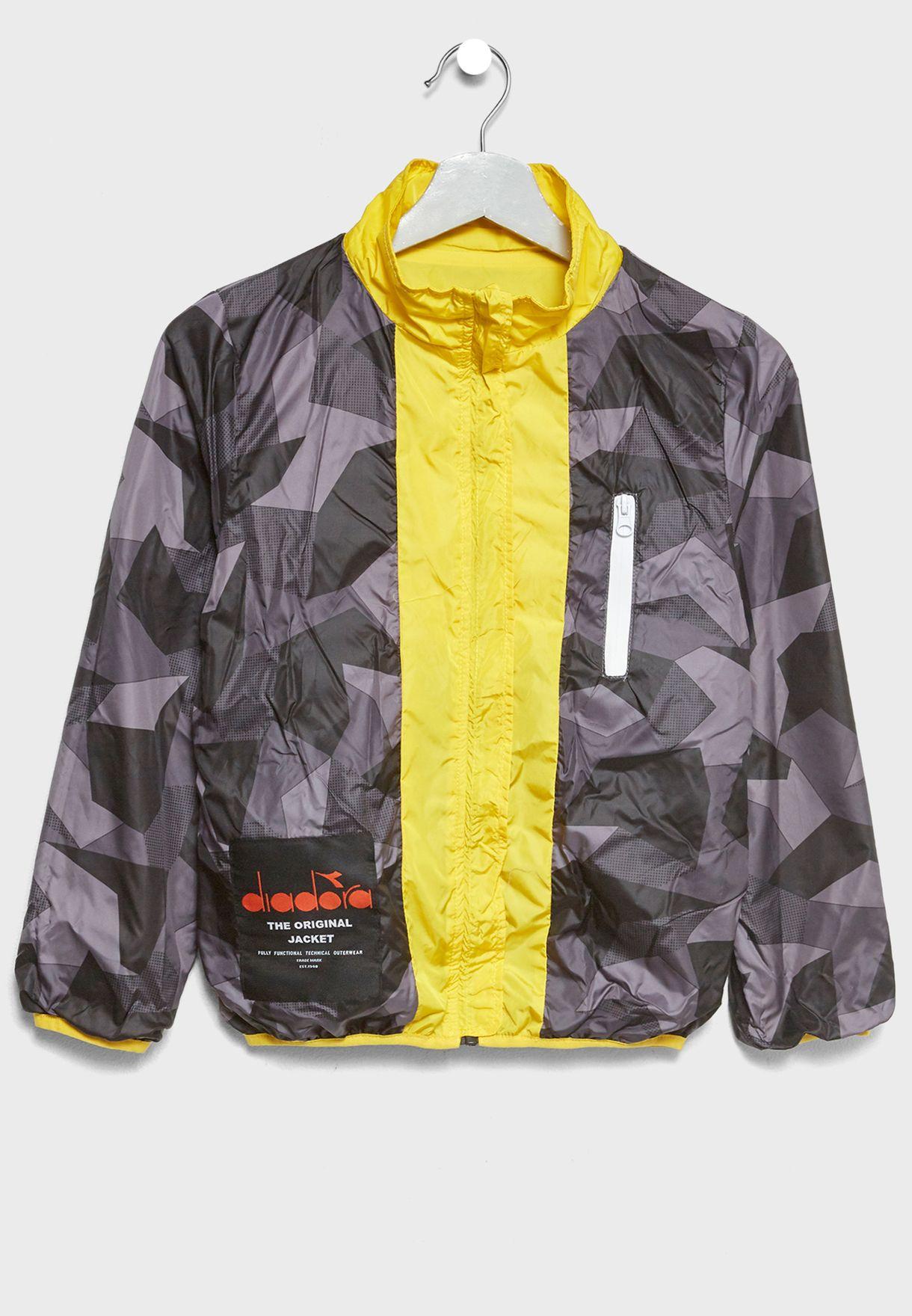 Little Zip Through Jacket