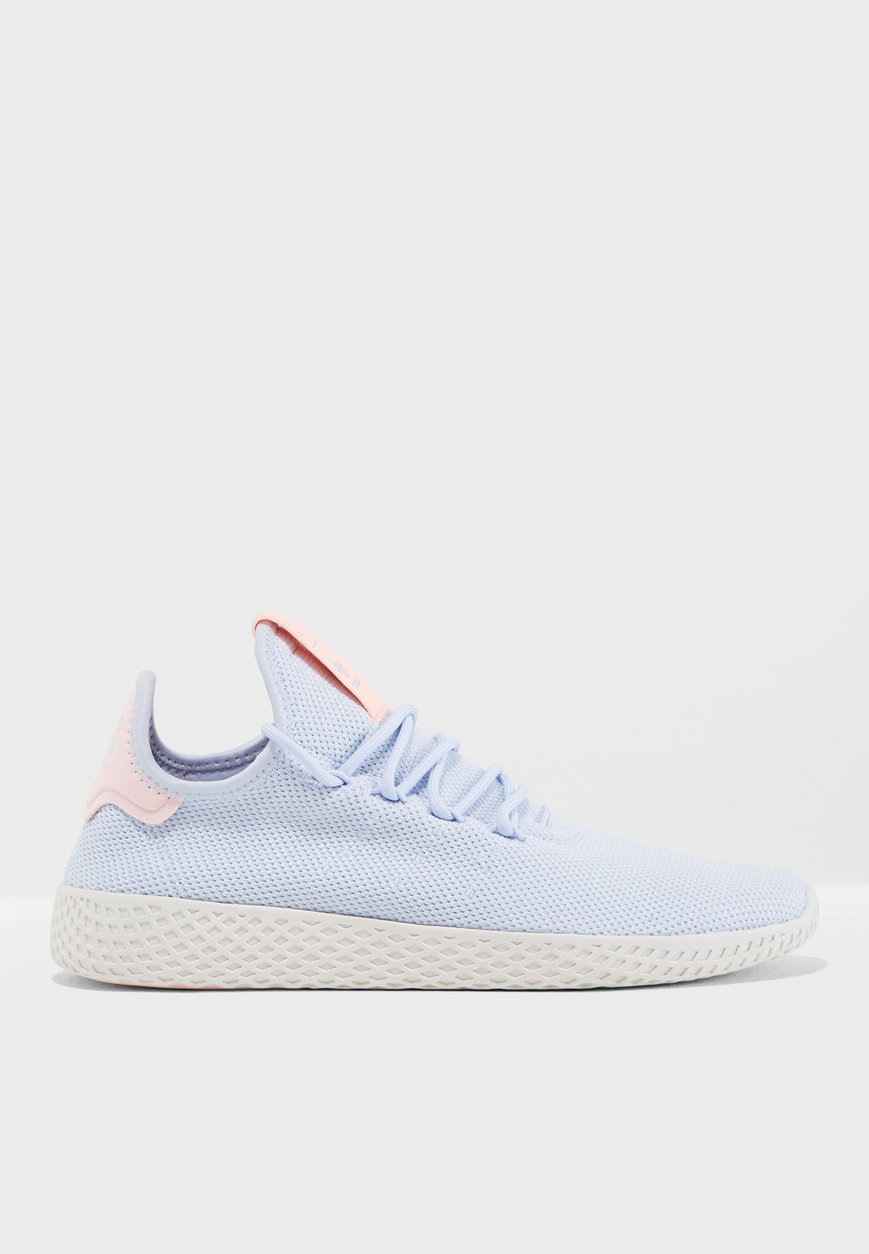 a579ef38e Shop adidas Originals blue Pharrell Williams Tennis Hu B41884 for ...