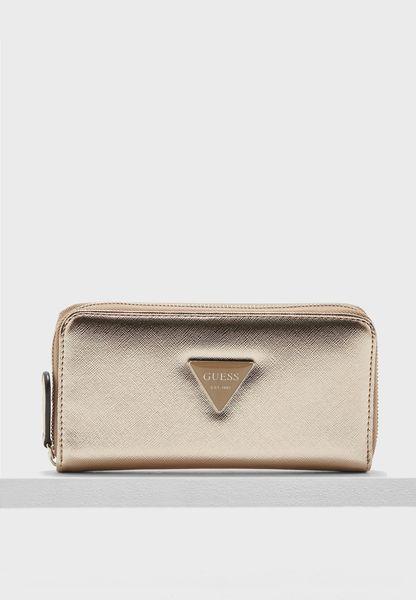 Medium Abree Zip Around Wallet