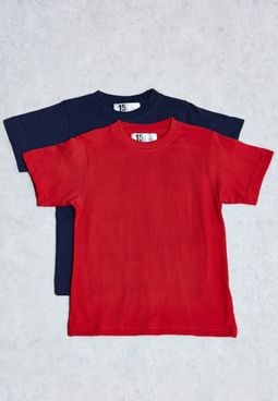 Kids 2 Pack T-Shirts