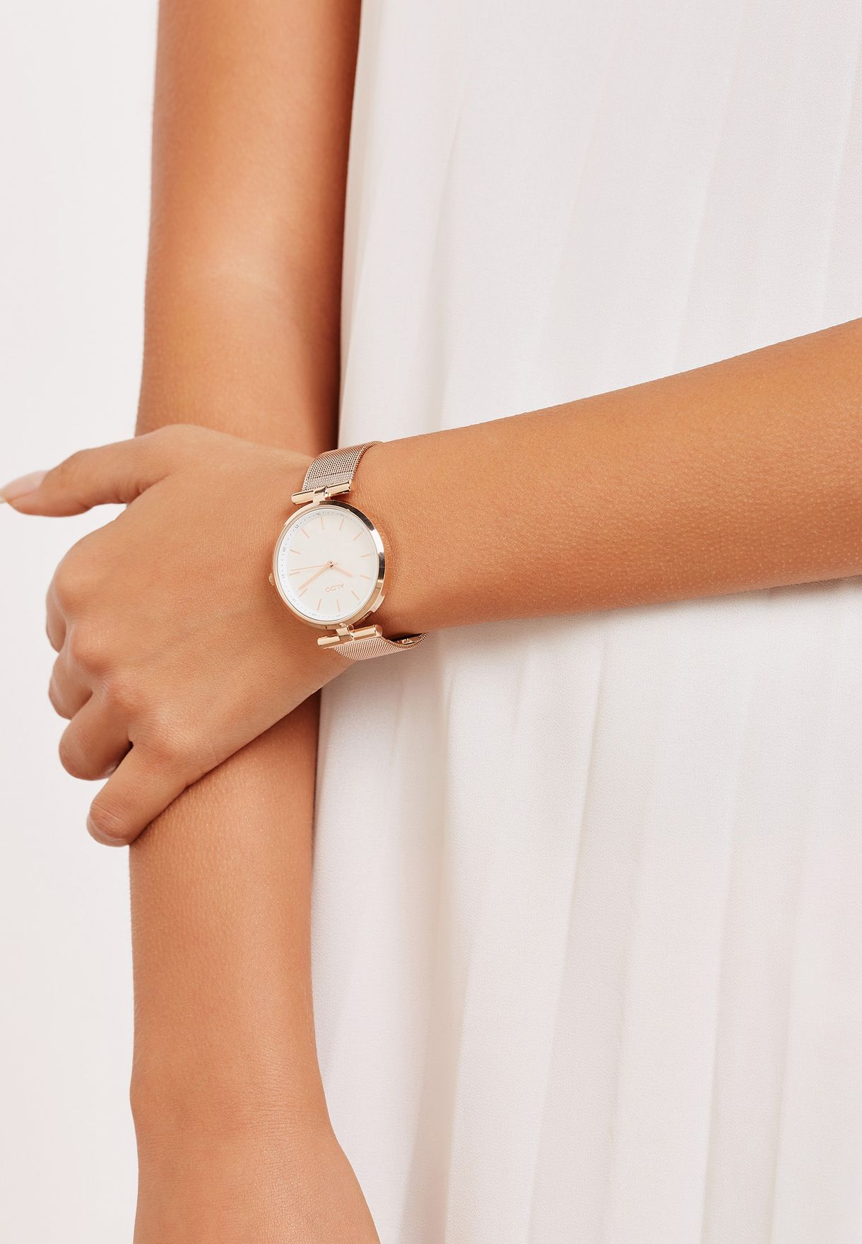 2e6b68738da Shop Aldo rosegold Wonia Watch WONIA56 for Women in Saudi - AL729AC80VGT