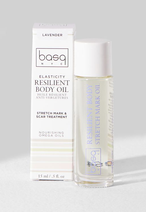 Travel Mini Resilient Body Oil - Lavender