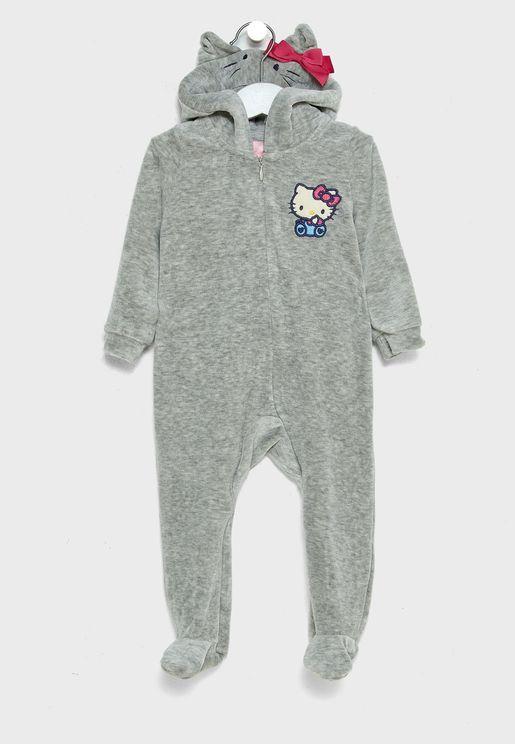 Infant Plush Bodysuit