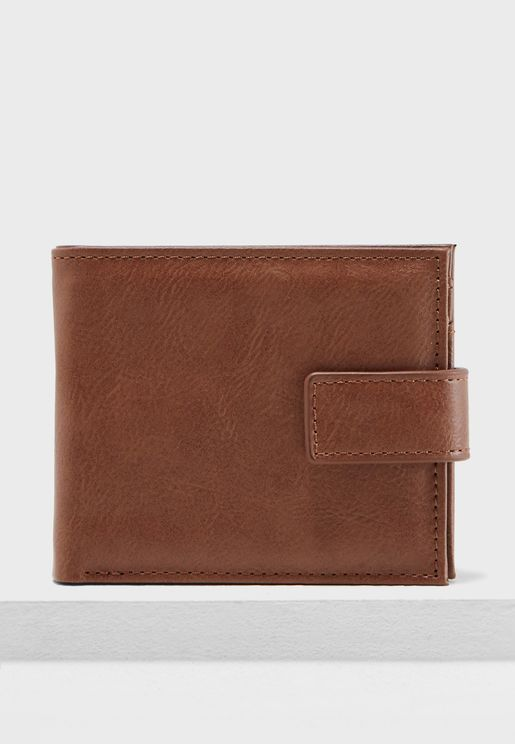 Core Clasp Wallet