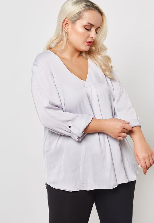 Satin Overhead Shirt