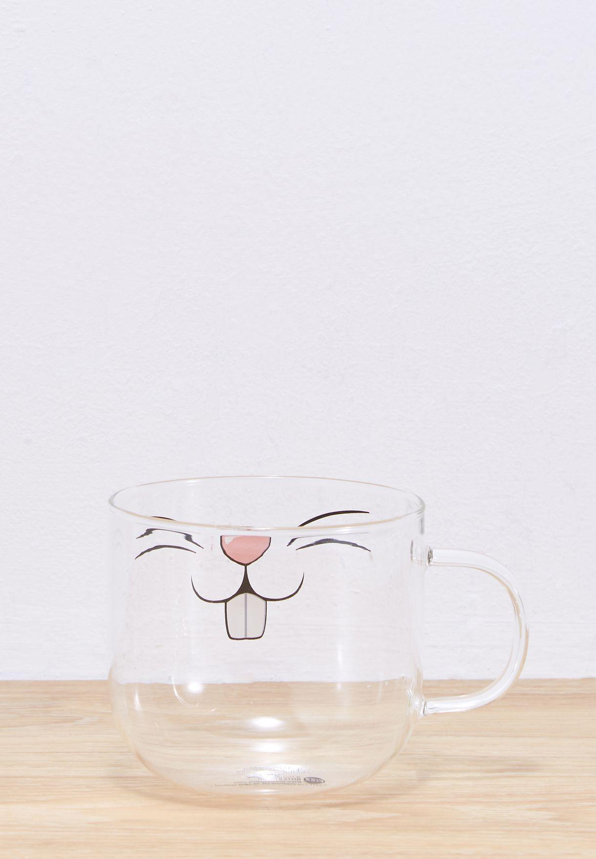 Rabbit Face Mug