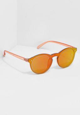 Layover Round Sunglasses