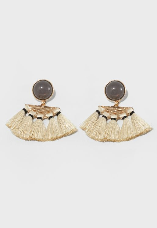 Bengala Tassel Earrings