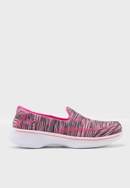 Go Walk 4 - Sporty Stripes
