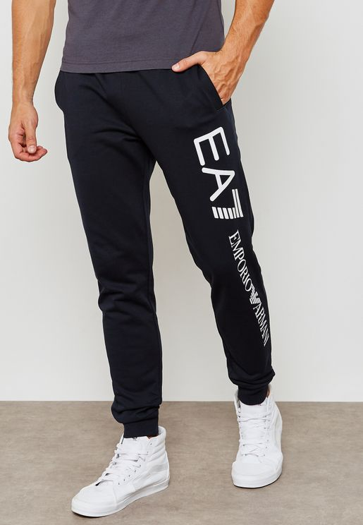 Train Logo Series Sweatpants