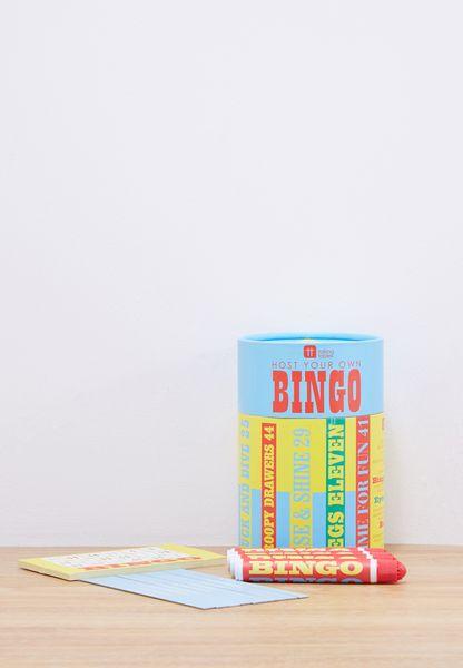 Host Your Own Bingo