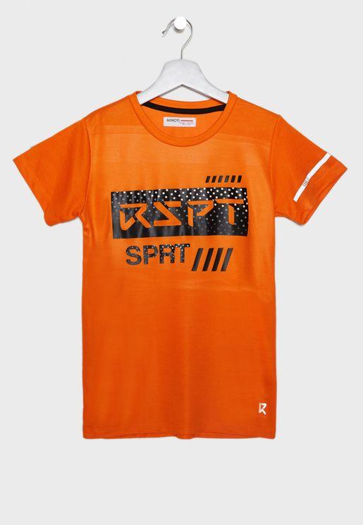 Teen Respect T-Shirt
