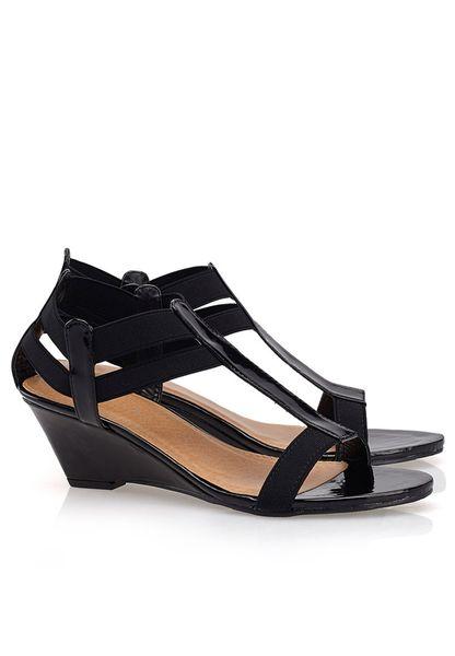 Ella Elastic Strap Sandals Uoy8obG