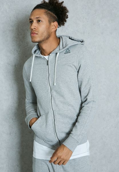 Elements Zip Through Hoodie